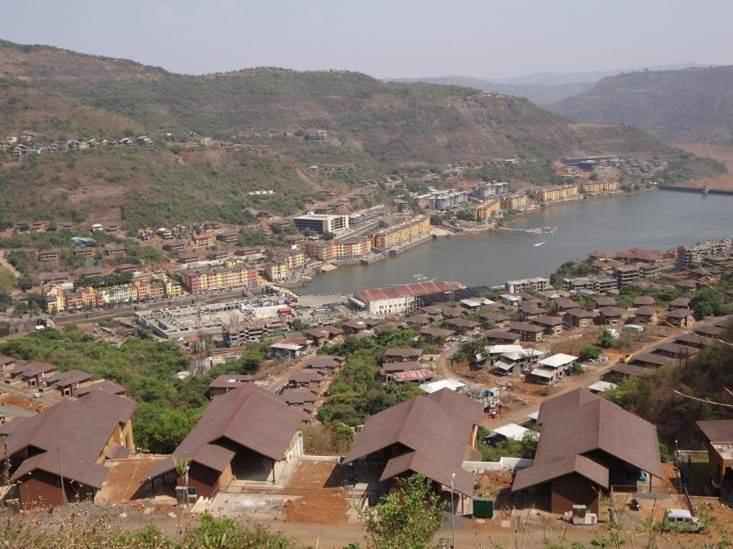 Lavasa Hill City Certainteed India Roofing Shingles